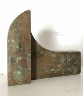 Helen Vergouwen, 372, 2009, bronze, unicum, 11,2x9x4,2cm web