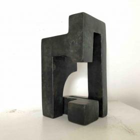 Helen Vergouwen, 373a, 2009, bronze, unicum, 9x16x5,7cm,web