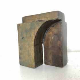 Helen Vergouwen, 380, 2009, 9,4x5x7,7cm bronze, unicum, web