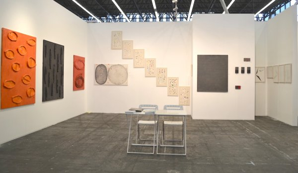 o-68 kunstrai 2018 booth 48-5, Theo Kuipers, Wieteke Heldens, Tineke Porck, Jan Swart