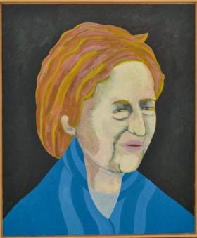 Ad Gerritsen, verlegenheid, 2007, 124x103cm web