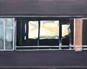 2019-9-Windows-XXV-2019-oil-on-canvas-40-x-50-cm
