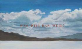 Suspicious landscapes (was will das weib),60x100cm cm, 2012