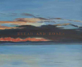 suspicious landscapes (bread and roses), 50x60 cm, 2012