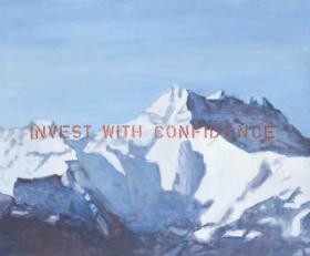 suspicious landscapes (invest with confidence), 100x120 cm, 2012-1