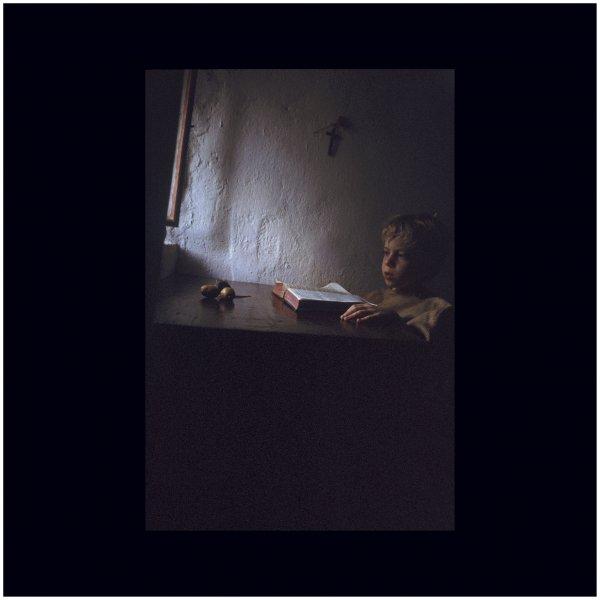 O-68 Dovrat Amsily-Barak Isolation (Boy, Rat, Old Testament) 90x90cm