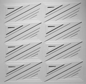O-68 Eef de Graaf 17 rechthoeken versneden to triangulairs IV web