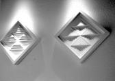 O-68 Eef de Graaf 7 8 verlopende triangulairs vormen een vierkant XIII 8 ruitvormig object XI web