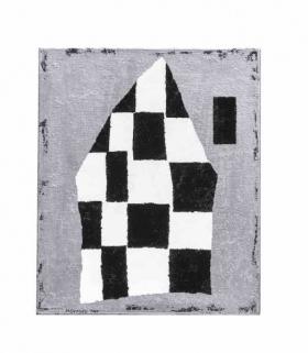 O-68 Harrie Gerritz, Dark Rooms, 2015, olie op doek 60x50cm web