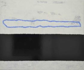 o-68 harrie gerritz, black canal,2016, 85x100cm web