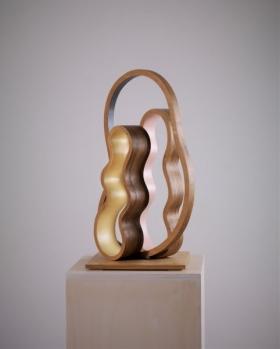o-68 Eddy Stikkelorum, Just Get Used to It, 2020, sculptuur, ca. 40 x 17 x 60cm.