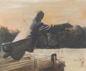 O-68 Johan Clarysse, No more heroes anymore I, 50x60 cm, 2016 web