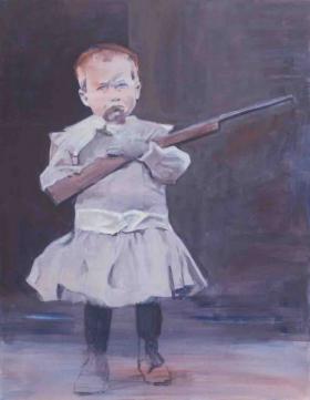 O-68 Johan Clarysse, Sally or the american dream, 90x70 cm web, 2016 web