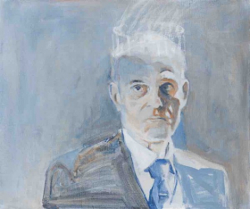O-68 Johan Clarysse, The king who lost his way, 50x60 cm, 2018 web