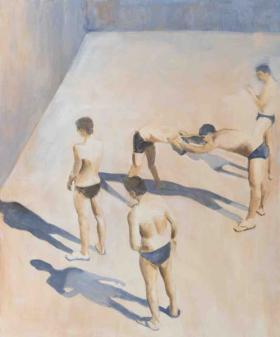 O-68 Johan Clarysse, The search of identity,120x100 cm, 2016 web