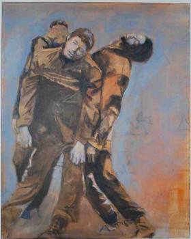 o-68 Johan Clarysse 2020 Goya was right,100x80 cm, 2016 web