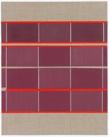 O-68 José Heerkens. 2014-L13. Vespere. olieverf op linnen, 50 x 40 cm (foto Willem Kuijpers) web