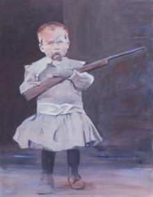 O-68 Johan Clarysse 6, Sally or the american dream, 90x70 cm, 2016 web