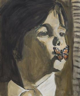 O-68 Johan Clarysse 11, silent witness, 60x50 cm, 2017 web