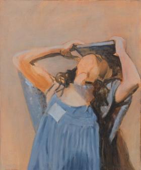 O-68 johan Clarysse 17 royal etiquette, 60x50 cm, 2017 web