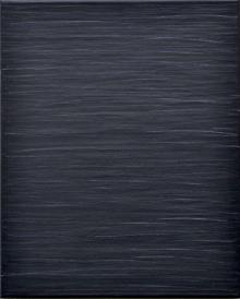 O-68 nr. 14 Tineke Porck, lines 2018-1, olieverf oliekrijt grafiet op canvas, 50x40cm