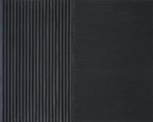 O-68 nr. 20 Tineke Porck Lining 2017-3 dark 24x30cm oil mixed media on canvas