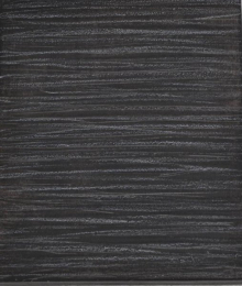 O-68 nr. 26 Tineke Porck, small black, 2015, oil oilcrayon on MDF