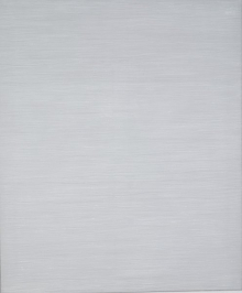 O-68 nr. 32 Tineke Porck, Lines 2018-4, oil, oil crayon, pencil on canvas, 120 x 100 cm