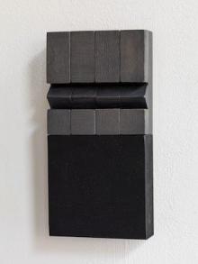 O-68 nr. 46 Tineke Porck, web blockdialogue bd-12, 20 x 10 x 4 cm, olieverf op hout en mdf, 2016 web