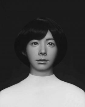 1.AndroidU. Hiroshi Ishiguro Laboratories. Osaka University 2017 ©Wanda Tuerlinckx web