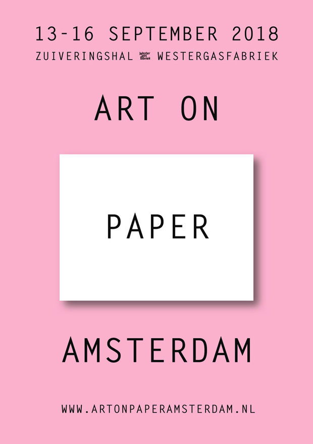 Art on paper, Amsterdam
