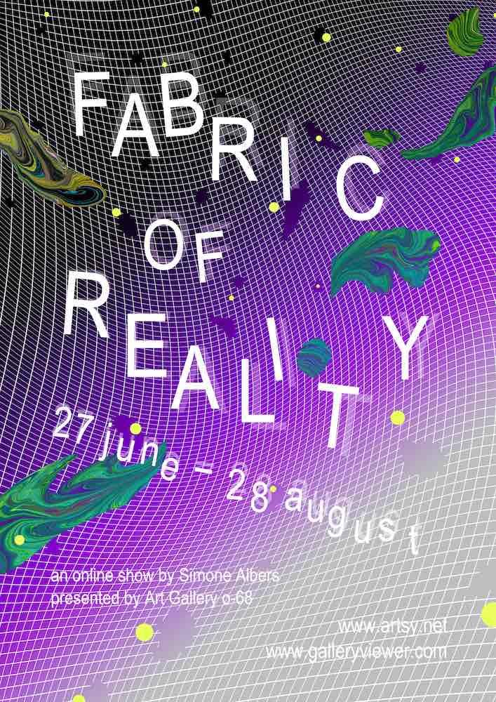 Fabric of Reality: Online solo van Simone Albers